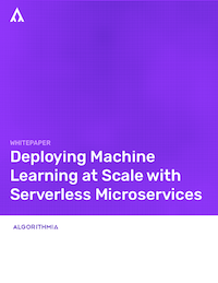 Deploying Machine Learning at Scale with Serverless Microservices