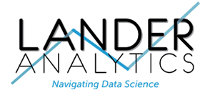 Lander Analytics Logo